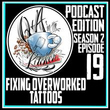 Fixing Overworked Tattoos