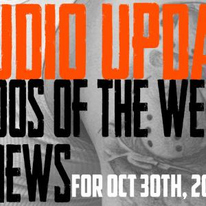 Tattoos of the Week, Piercing & Content News - Studio Update for Oct. 30, 2020 #118 - https://youtu.be/cR8YndHeuz4